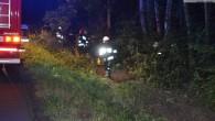 Pierwsze ustalenia po tragicznym wypadku koło Koźlic. Jechali ponad 150 km/h.