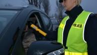 Trzeźwość kierowców sprawdzają policjanci w Lubinie. Od rana akcja trwa na drogach wlotowych do miasta.