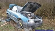 Mieszkańcowi powiatu lubińskiego zepsuł się samochód. Kiedy wrócił auta już nie było.