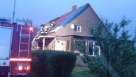 Zerwany dach, połamane drzewa. Mimo strat nawałnica i silny wiatr nie wyrządziły dużych szkód.