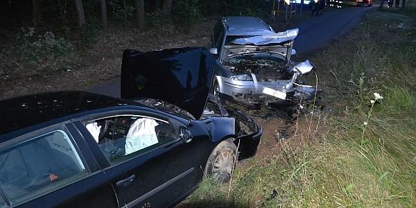Pięć osób trafiło do szpitala po czołowym zderzeniu na wąskiej drodze między Brodowem, a Gwizdanowem w […]