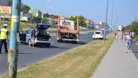 Nie zachował ostrożności kierowca ciężarówki do przewozu kontenerów na śmieci. Na ul. Piłsudskiego (13.09), najechał na […]