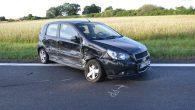 Mazda uderzyła w chevroleta, w trakcie wyjeżdżania ze stacji benzynowej w Miłosnej. Troje dzieci trafiło do […]