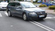 Nie zachował ostrożności kierowca volkswagena passata. Na przejściu dla pieszych potrącił starszą kobietę.