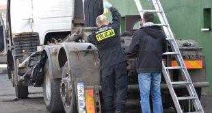 Śmiertelna naprawa ciężarówki