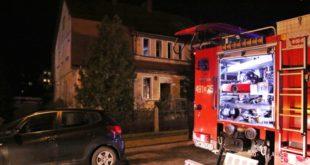 Pożar przy ul. Łokietka. W mieszkaniu zginął mężczyzna