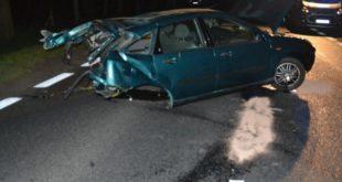 Pijak za kierownicą mógł zabić rodzinę