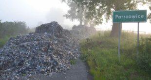 Drogowi śmieciarze z Parszowic – zatrzymani