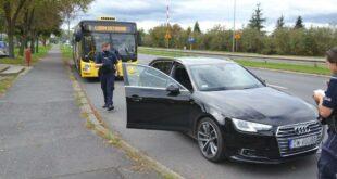 Obywatelskie zatrzymanie pijanego kierowcy w Lubinie!
