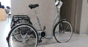 Jest rower odzyskany. Czyj on jest? Właściciel poszukiwany!